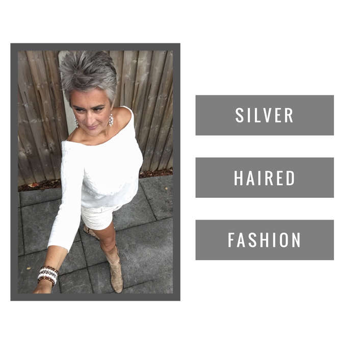 SILVER HAIRED FASHION